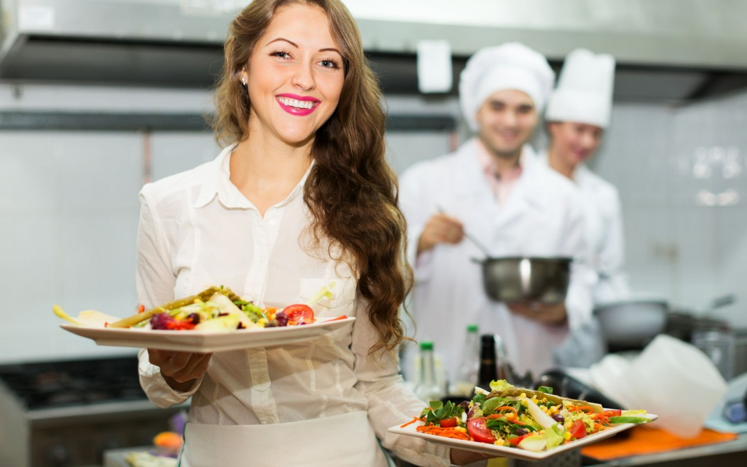 How To Get The Best Out Of Your Catering Employees